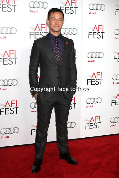 "Joseph Gordon-Levitt at the ""Lincoln"" premiere during the 2012 AFI FEST at Grauman's Chinese Theatre on November 8, 2012 in Hollywood, California...Credit: MediaPunch/face to face..- Germany, Austria, Switzerland, Eastern Europe, Australia, UK, USA, Taiwan, Singapore, China, Malaysia and Thailand rights only -"