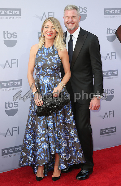 4 June 2015 - Hollywood, California - Rebecca Gayheart, Eric Dane. AFI 43rd Life Achievement Award Gala Tribute To Steve Martin held at the Dolby Theatre. Photo Credit: F. Sadou/AdMedia
