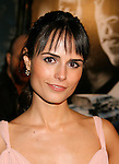 "UNIVERSAL CITY, CA. - March 12: Jordana Brewster arrives at the Los Angeles premiere of ""Fast & Furious"" at the Gibson Amphitheatre on March 12, 2009 in Universal City, California."