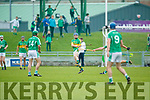 Ballyduff in action against Brian McAuliffe Lixnaw in the Senior County Hurling Final in Austin Stack Park on Sunday