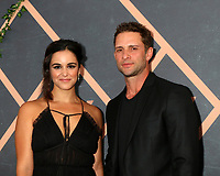 LOS ANGELES - SEP 25:  Melissa Fumero, David Fumero at the FOX Fall Premiere Party 2017 at the Catch on September 25, 2017 in West Hollywood, CA