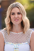 "Donna Air<br /> at the ""Dancing on Ice"" launch photocall, natural History Museum, London<br /> <br /> <br /> ©Ash Knotek  D3365  19/12/2017"