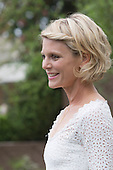 London, UK, 18 May 2013. Actress Emilia Fox. Press preview day at the RHS Chelsea Flower Show, London.