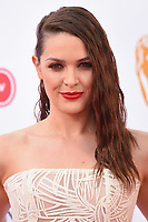 Anna Passey arriving for the BAFTA TV Awards 2018 at the Royal Festival Hall, London, UK. <br /> 13 May  2018<br /> Picture: Steve Vas/Featureflash/SilverHub 0208 004 5359 sales@silverhubmedia.com