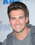 James Maslow attends the 102.7 KIIS FM'S Jingle Ball 2012 held at The Nokia Theater Live in Los Angeles, California on December 01,2012                                                                               © 2012 DVS / Hollywood Press Agency