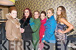 Changes Fashion Show Models: Modelling at the fashion show held at Changes Hair Salon, Listowel on Wednesday, 30th November were Mary Keane, Anne Kahraman, Natelie Herbert, Breda Carron, Chloe Buckley & Miss Ireland Universe Aoife Hannon.