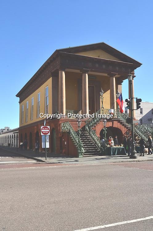 Old Charleston City Market