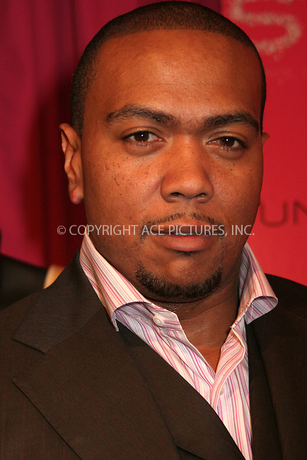 WWW.ACEPIXS.COM . . . . .  ....August 28, 2006, New York City. ....Timbaland attends the party for the launch of June Ambrose's new book 'Effortless Style' held at Tenjune and hosted by Sean Diddy Combs. ....Please byline: NANCY RIVERA- ACE PICTURES.... *** ***..Ace Pictures, Inc:  ..Philip Vaughan (212) 243-8787 or (646) 769 0430..e-mail: info@acepixs.com..web: http://www.acepixs.com