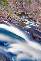 Glen Alpine Falls. California