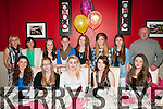 16th Birthday : Michelle, Greaney, Listowel celebrating her 16th birthday with her family & friends at Eabha Joan's Restaurant, Listowel on Saturday night last.