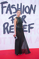 Natasha Poly at the 2018 Fashion For Relief gala during the 71st Cannes Film Festival, held at Aeroport Cannes Mandelieu in Cannes, France.<br /> CAP/NW<br /> &copy;Nick Watts/Capital Pictures