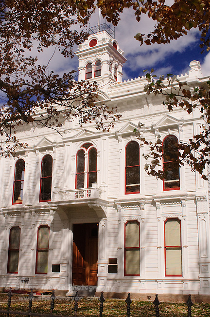 Mono County Courthouse, Bridgeport, California