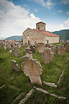 Novi Pazar--St. Peter church, built 10th century and founded 100 AD by a desciple of St. Peter--referred to as Petrova crkva, ..Probably oldest christian church in Serbia