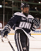 Matias Cleland (UNH - 2) - The Northeastern University Huskies and University of New Hampshire Wildcats tied 2-2 on Saturday, January 14, 2017, at Fenway Park in Boston, Massachusetts.
