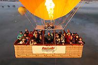 20160829 August 29 Hot Air Balloon Gold Coast