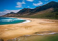 Spanien, Kanarische Inseln, Fuerteventura, Playa de Barlovento de Jandia und Playa de Cofete | Spain, Canary Island, Fuerteventura, Playa de Barlovento de Jandia and Playa de Cofete