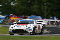 #09 Automatic Racing Aston Martin Vantage GT4, GS: Akhil Rabindra