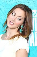 Eva Amurri Martino at the 2012 MTV Movie Awards held at Gibson Amphitheatre on June 3, 2012 in Universal City, California. ©mpi29/MediaPunch Inc.