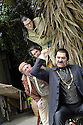 Twelfth Nightb by William Shakespeare ,directed by Tim Sheader.With Desmond Barrit,Martin Jarvis. Opens at the Open Air Theatre at Regent's Park on 6/6/05 CREDIT Geraint Lewis