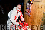 Pictured at the Halloween Festival in Knocknagoshel on Sunday night is Steve Whittaker