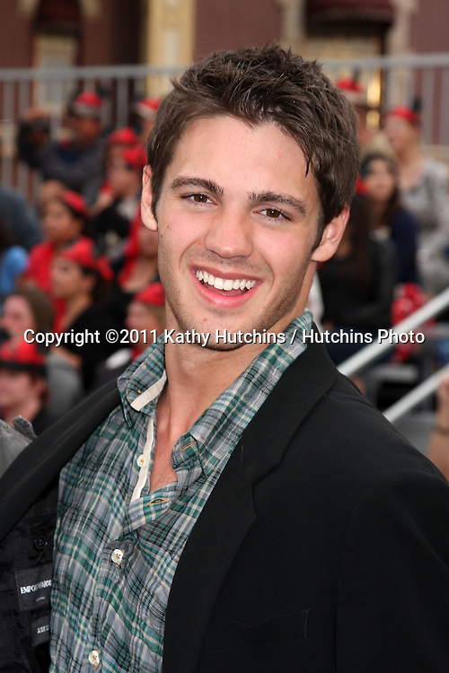 "LOS ANGELES - MAY 7:  Steven McQueen arriving at the ""Pirates of The Caribbean: On Stranger Tides"" World Premiere at Disneyland on May 7, 2011 in Anaheim, CA"