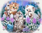 Kayomi, CUTE ANIMALS, paintings, USKH63,#AC# illustrations, pinturas ,everyday