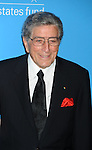 BEVERLY HILLS, CA. - December 10: Tony Bennett attend the UNICEF Ball honoring Jerry Weintraub at The Beverly Wilshire Hotel on December 10, 2009 in Beverly Hills, California.