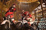 Fremont Street Experience Riders of the Thunderdome on 3rd Street Stage final night performances