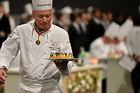 Lyon, 29 January 2019 – Day 1 of competition of the 2019 Finale of the Bocuse d'Or held at Eurexpo in Lyon, France. Photo Sydney Low.