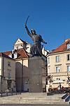 Pomnik Jana Kilińskiego, Warszawa, Polska<br /> Monument to Jan Kiliński, Warsaw, Poland
