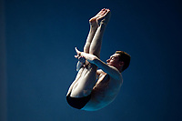 Benjamin Auffret FRA France <br /> Gwangju South Korea 19/07/2019<br /> Men's 10m Platform Preliminary <br /> 18th FINA World Aquatics Championships<br /> Nambu University Aquatics Center  <br /> Photo © Andrea Staccioli / Deepbluemedia / Insidefoto