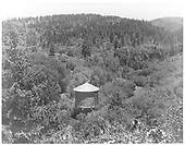 Distant view of East Mancos tank.<br /> RGS  East Mancos, CO  Taken by Payne, Andy M. - 6/1/1969
