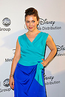 Alyssa Milano at the Disney Media Networks International Upfronts at Walt Disney Studios on May 20, 2012 in Burbank, California. © mpi35/MediaPunch Inc.