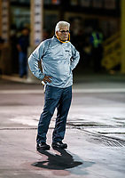Jul 21, 2017; Morrison, CO, USA; NHRA funny car team owner Jim Head during qualifying for the Mile High Nationals at Bandimere Speedway. Mandatory Credit: Mark J. Rebilas-USA TODAY Sports
