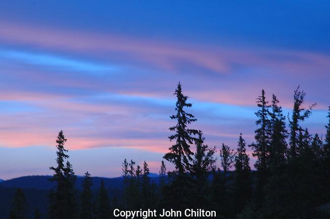 Colorado Sunset Image