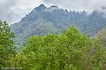 The Chimneys, Great Smoky Mountains National Park, TN, USA