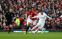 Pictured: (L-R) Oliveira Anderson, Pablo Hernandez.<br />