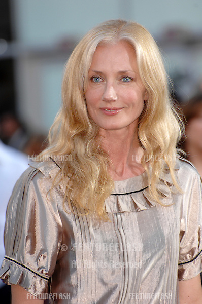 "Joely Richardson at the world premiere of ""The Bourne Ultimatum"" at the Arclight Theatre, Hollywood..July 26, 2007  Los Angeles, CA.Picture: Paul Smith / Featureflash"