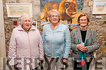 Michael Dowling Concert: Pictured at the concert to remember the late Michael Dowling on Friday night last at St John's Art Centre, Listowel were Kathleen Sheehy, Anne McAulliffe & Kit Walsh.