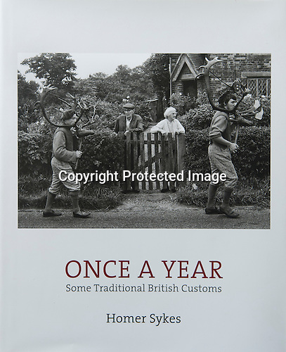 Once a Year; Some Traditional British Customs. Dewi Lewis Publishing 2016.