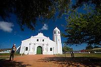 Merida_VEN, Venezuela..Igreja antiga em Merida, Venezuela...Old church in Merida, Venezuela...Foto: JOAO MARCOS ROSA / NITRO