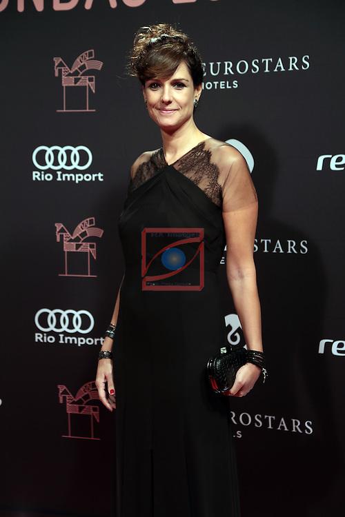 63 Premios Ondas.<br /> Photocall-Gala entrega de Premios.<br /> Monica Lopez.