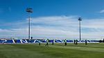 07.01.2018, San Pedro del Pinatar, Pinatar Arena, ESP, FSP FC Twente Enschede (NED) vs Werder Bremen (GER), im Bild<br /> <br /> Ankunft der Mannschaft am Stadion mit dem Bus und anschliessender Platzbegehung<br /> <br /> <br /> <br /> Foto &copy; nordphoto / Kokenge