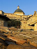 Catterdrale di San Rufino, Assisi, Ital