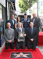 17 April 2017 - Hollywood, California - Joe Mantegna, Patricia Heaton, USAF General Robin Rand, Jeff Zarrinnam, Leron Gubler, Gary Sinise. Gary Sinise Honored With Star On The Hollywood Walk Of Fame.<br /> CAP/ADM<br /> &copy;ADM/Capital Pictures