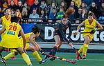 UTRECHT - Lidewij Welten (Ned)  tijdens  de Pro League hockeywedstrijd wedstrijd , Nederland-China (6-0) .  COPYRIGHT  KOEN SUYK