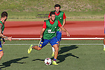 Spanish Koke Resurrecccion during the first training of the concentration of Spanish football team at Ciudad del Futbol de Las Rozas before the qualifying for the Russia world cup in 2017 August 29, 2016. (ALTERPHOTOS/Rodrigo Jimenez)