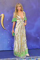 """Jacqui Ainsley at the """"Aladdin"""" European gala film screening, Odeon Luxe Leicester Square, Leicester Square, London, England, UK, on Thursday 09th May 2019.<br /> CAP/CAN<br /> ©CAN/Capital Pictures"""
