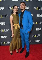 27 July 2019 - Hollywood, California - Mishel Prada, Tonatiuh. 2019 NALIP Latino Media Awards held at The Ray Dolby Ballroom. Photo Credit: Birdie Thompson/AdMedia