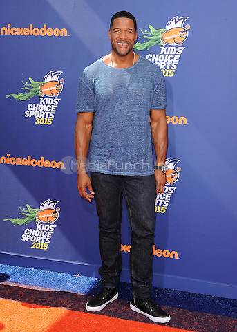 LOS ANGELES, CA - JULY 16:  Michael Anthony at the Nickelodeon Kids Choice Sports 2015 at the Pauley Pavilion on July 16, 2015 in Los Angeles, California. Credit: PGSK/MediaPunch